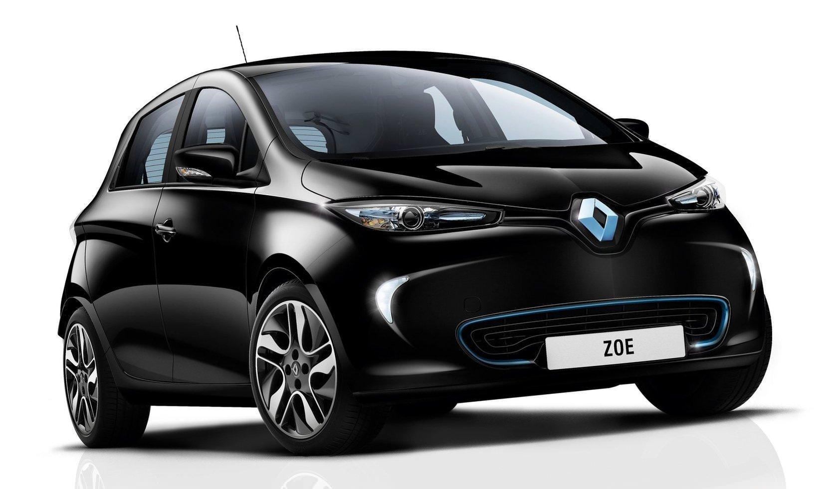 Renault Zoe Fiyatları - Renault Elektrikli Otomobil Fiyatları 2018