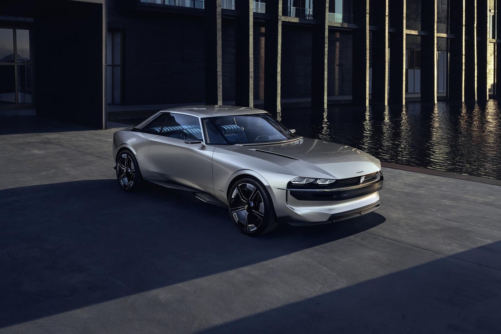 Peugeot e-legend fiyatı peugeot e-legend concept
