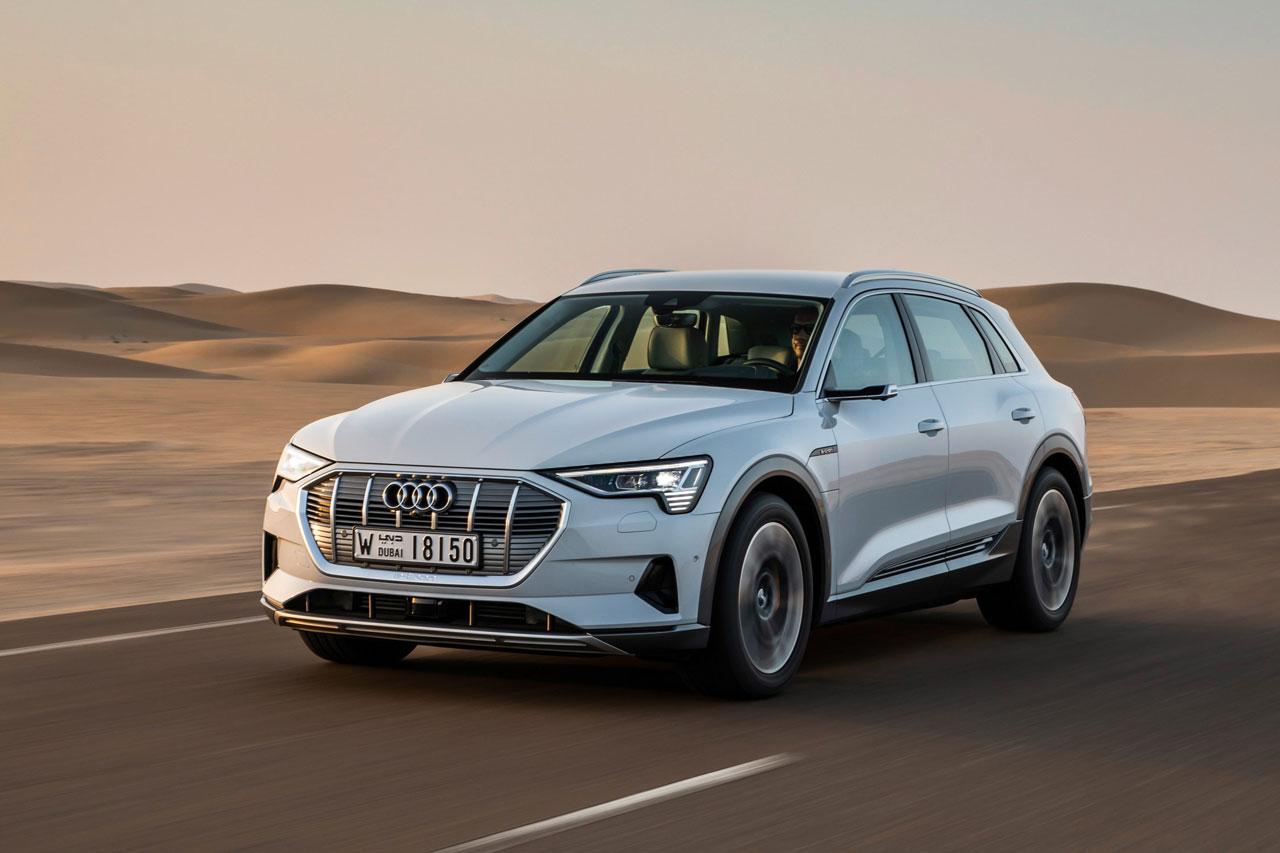 Audi e-tron Elektrikli SUV Fiyatı ve Özellikleri