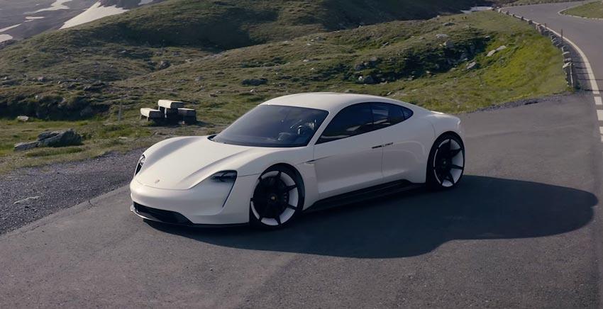 Porsche Taycan Fiyatı - Porsche Taycan Özellikleri